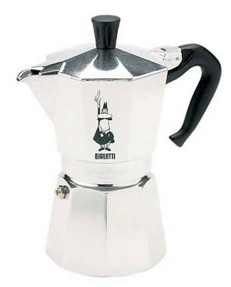 The secret history of: Moka Express coffee maker - Comunicaffe International