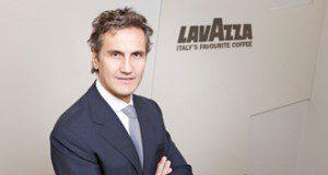 Lavazza CEO Antonio Baravalle