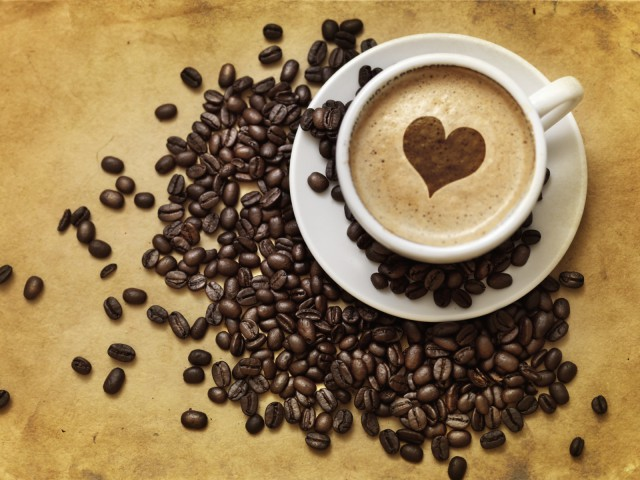 coffee heart failure risk