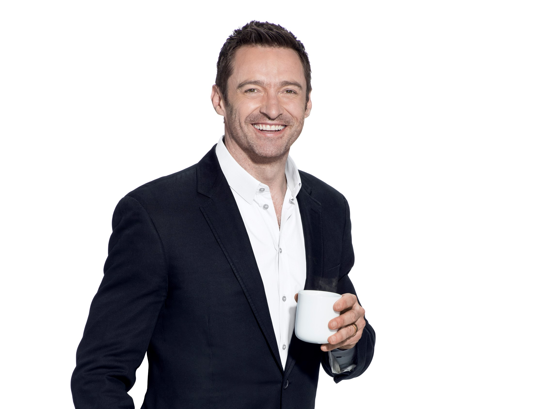 Keurig Green Mountain Inc Has Announced The Launch Of Laughing Man Coffee For Hot Brewing System Was Co Founded By Actor Hugh