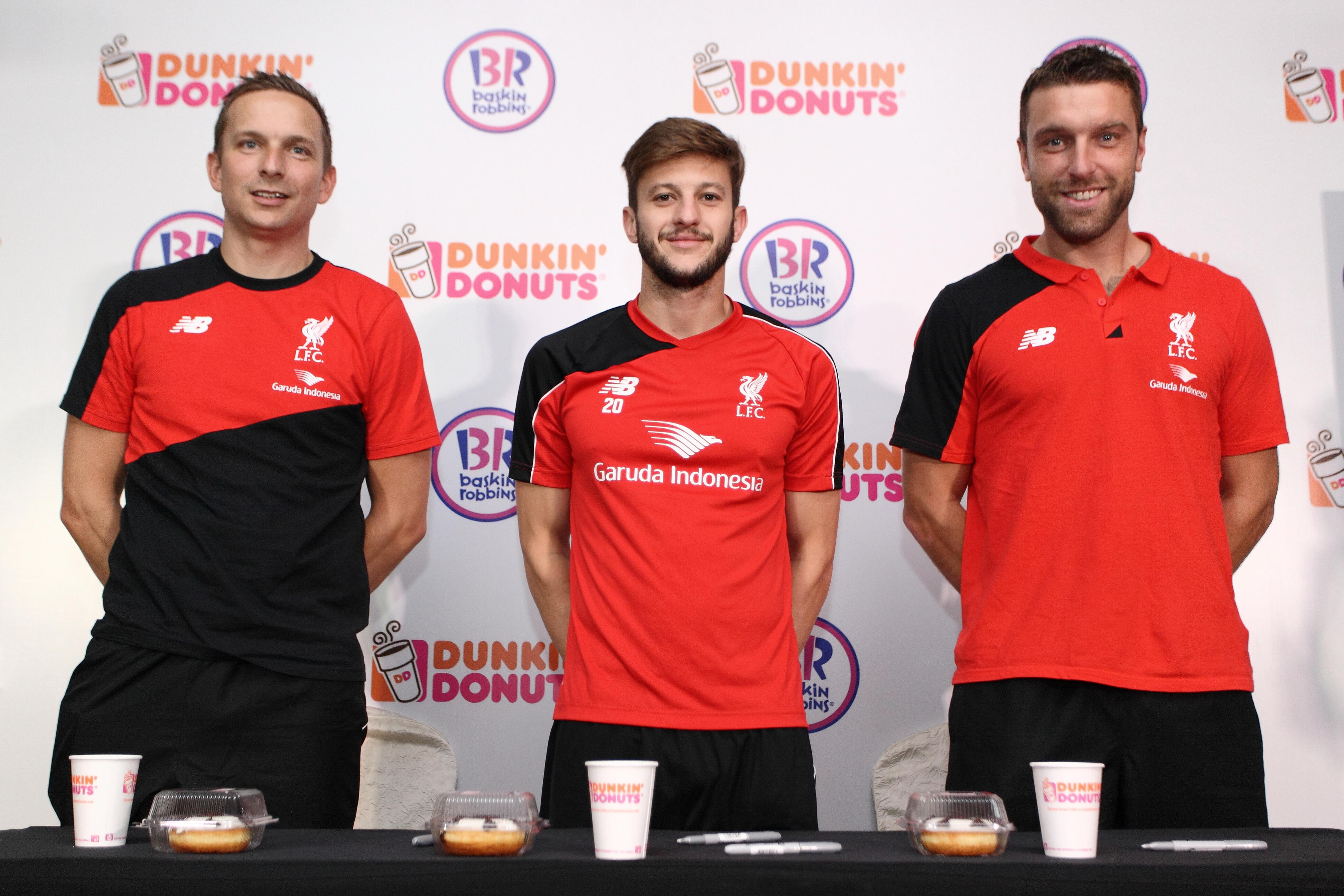 Dunkin donuts and baskin robbins give lucky football fans the dunkin donuts and baskin robbins give lucky football fans the ultimate liverpool fc experience in kuala lumpur m4hsunfo