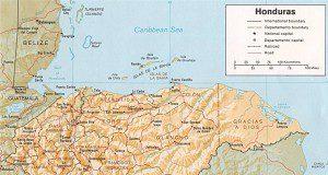Honduras water