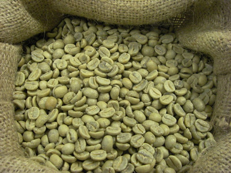 peruvian green coffee reallowed to enter brazil