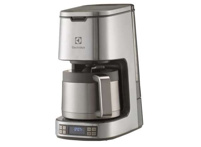 Electrolux debuts Expressionist Thermal Coffee Maker KBIS - Comunicaffe International