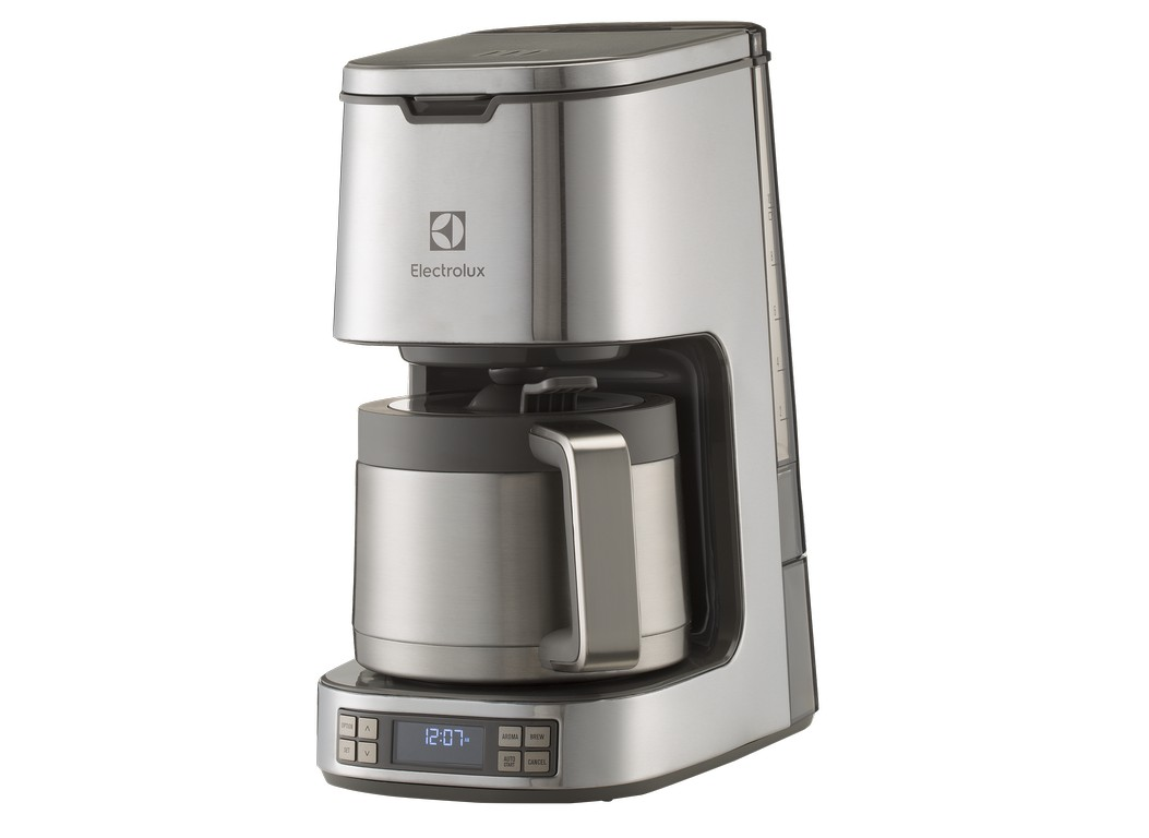 Electrolux debuts Expressionist Thermal Coffee Maker KBIS ...