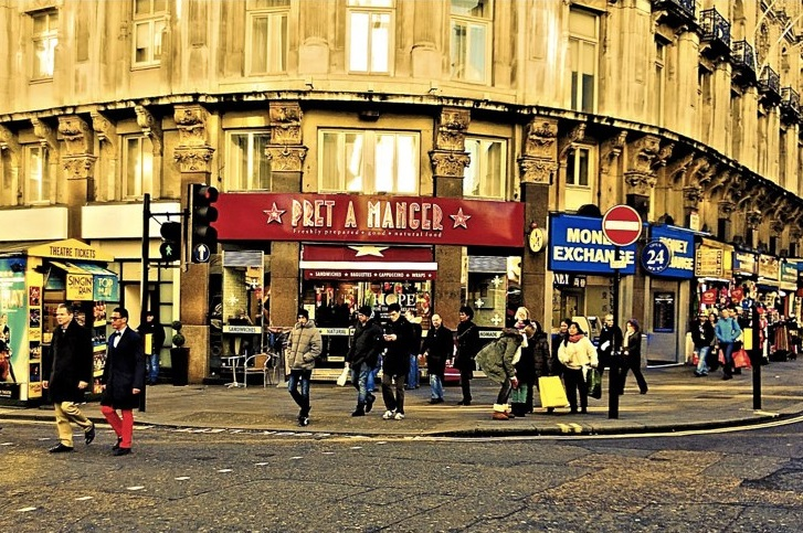 U K Coffee Chain Pret A Manger May Be Heading For Wall Street Listing