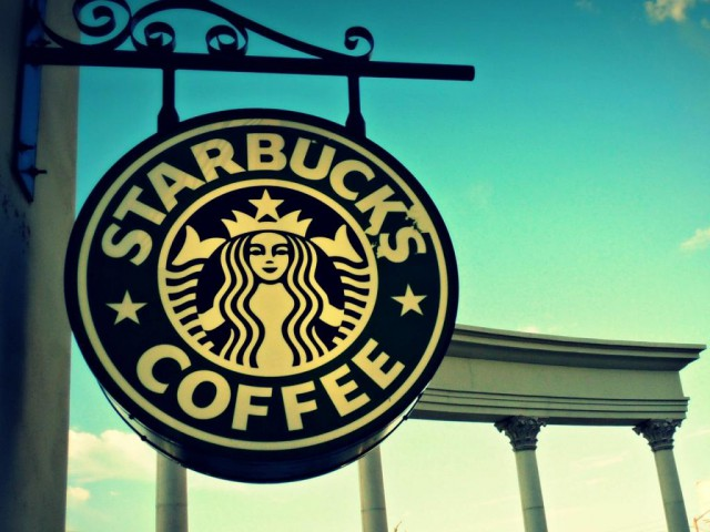 Starbucks Black Lives Matter