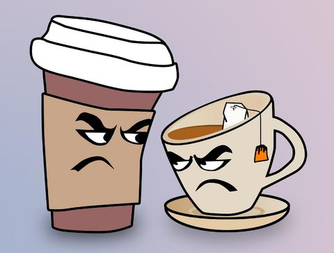 coffee tea survey