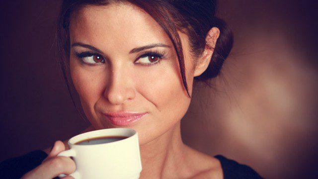 coffee rosacea