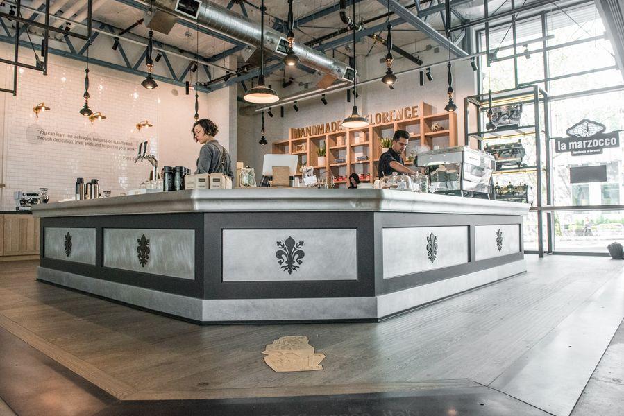 Kexp Cafe Menu