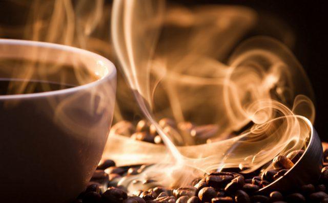 IoT coffee