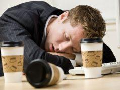 coffee caffeine sleep