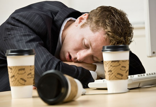 Coffee temporarily counteracts effect of sleep loss on cognitive function