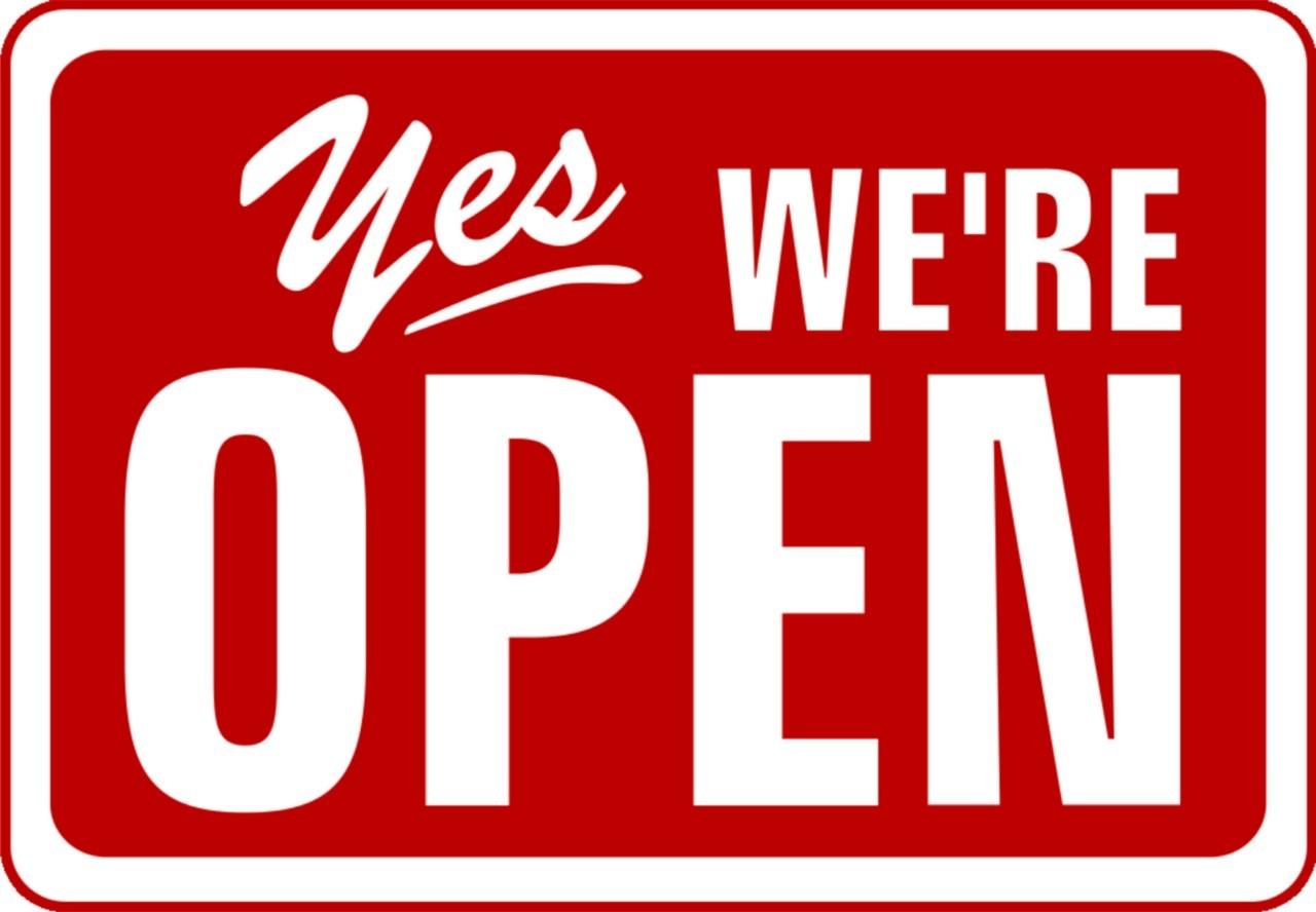 Risultati immagini per open for holidays