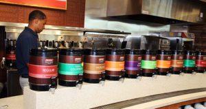 assortment coffee
