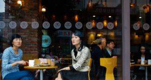 South Korea imports Asia café