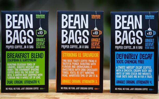 Raw Bean Launches Bean Bag The Market First Pyramid