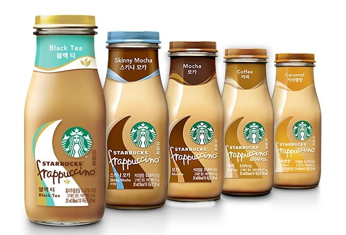 South Korean company Dongsuh exports bottled Starbucks to ...