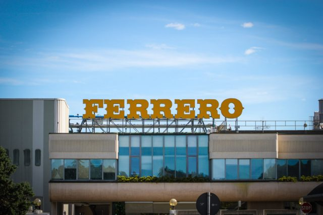 Ferrero Eat Natural