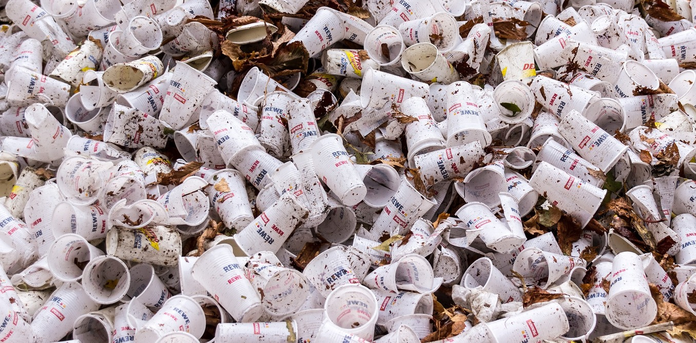 Single-use plastic cups to be banned in the European Union by 2030