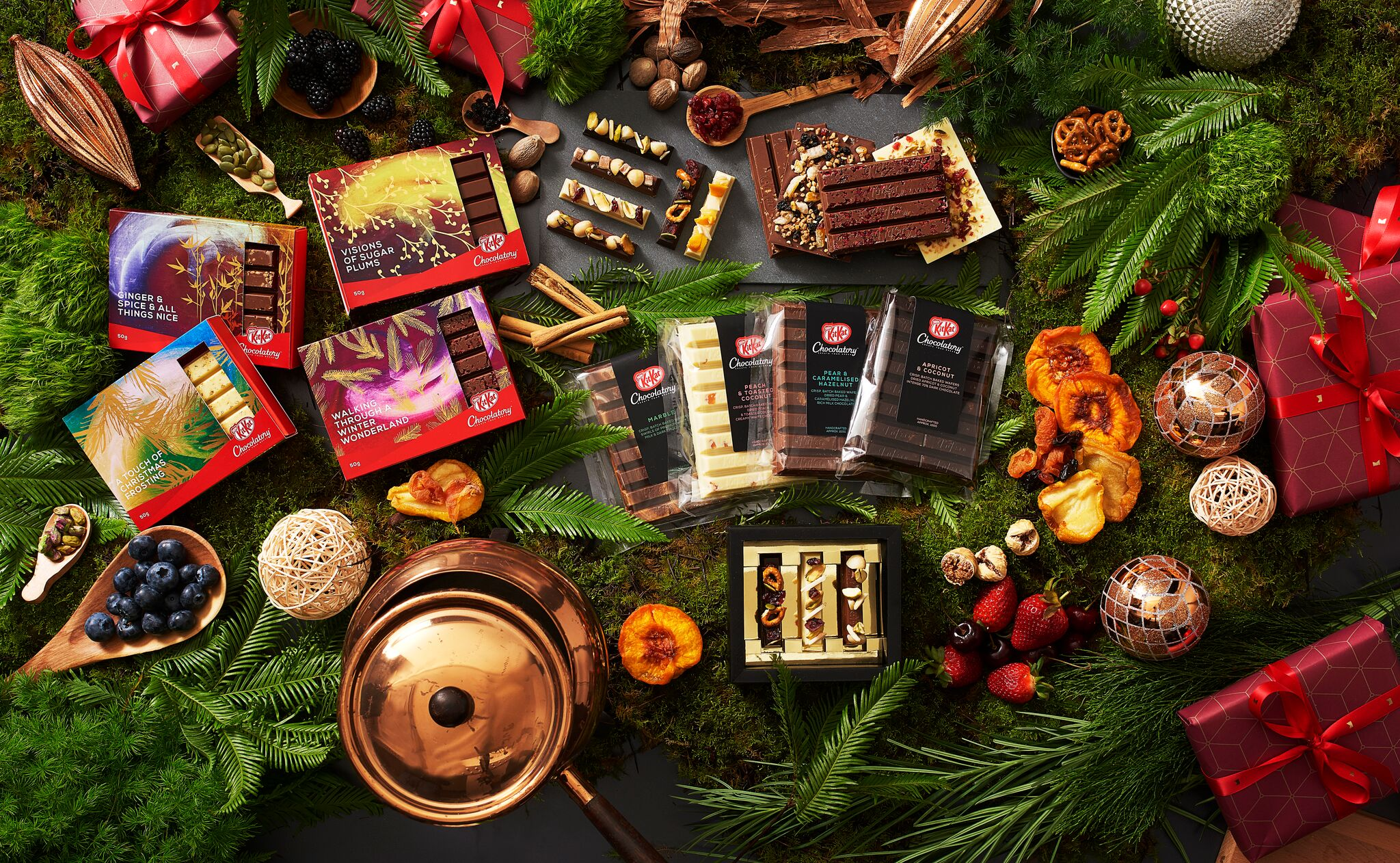 Kitkat launches world-first collection of reimagined Christmas ...