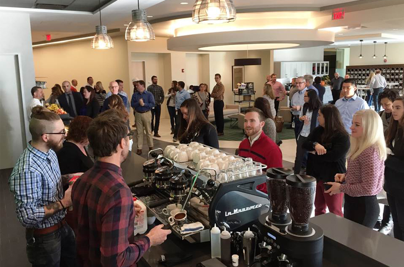 Green mountain coffee employment