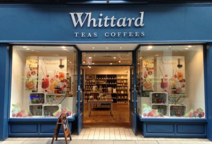 Whittard of Chelsea to transform online store platform with Tryzens d97b29819a5f