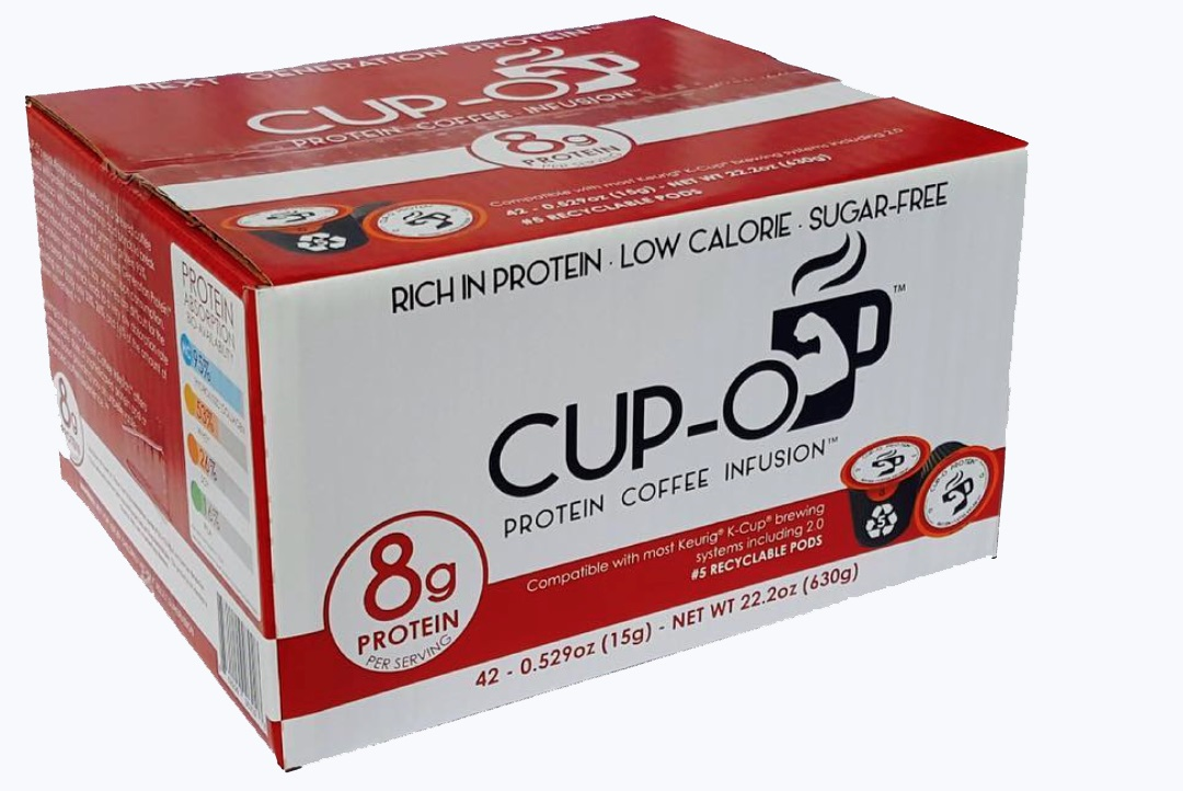 Costcocom Debuts Worlds First Protein Enhanced Drip Coffee Pod