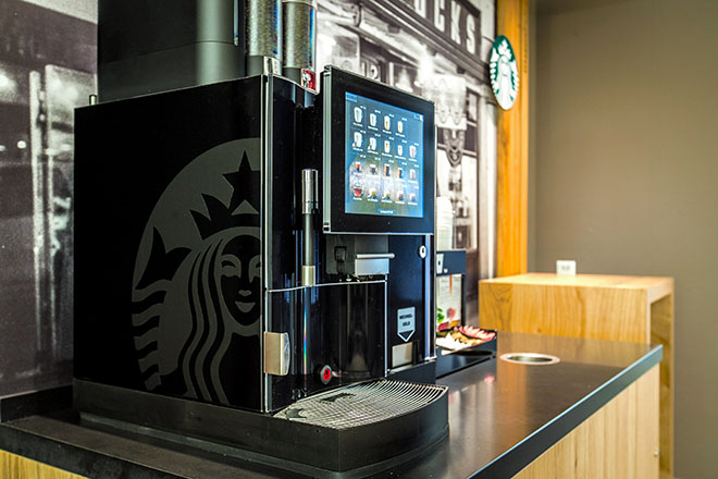 Starbucks Japan To Lease Coffee Vending Machines To Businesses
