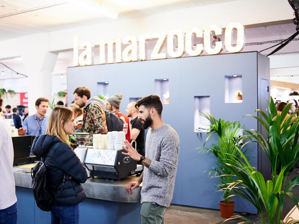 La Marzocco Receives London Coffee Festival Awards For Leva