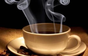 scent of coffee