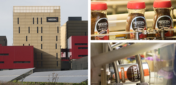 Bbc Twos Inside The Factory Shows Nestlés Coffee Centre In