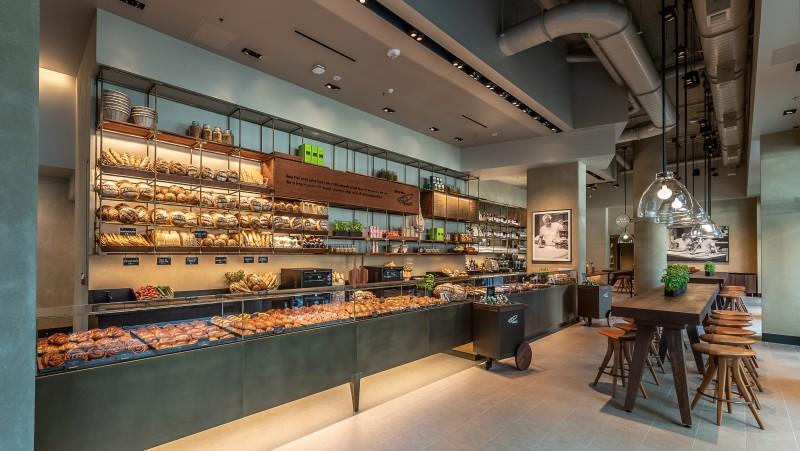 Spirito di milano first standalone princi store in u s for Store design milano