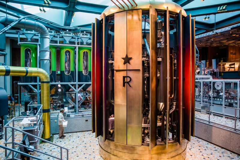 Ten Things Things To Know About The Starbucks Reserve