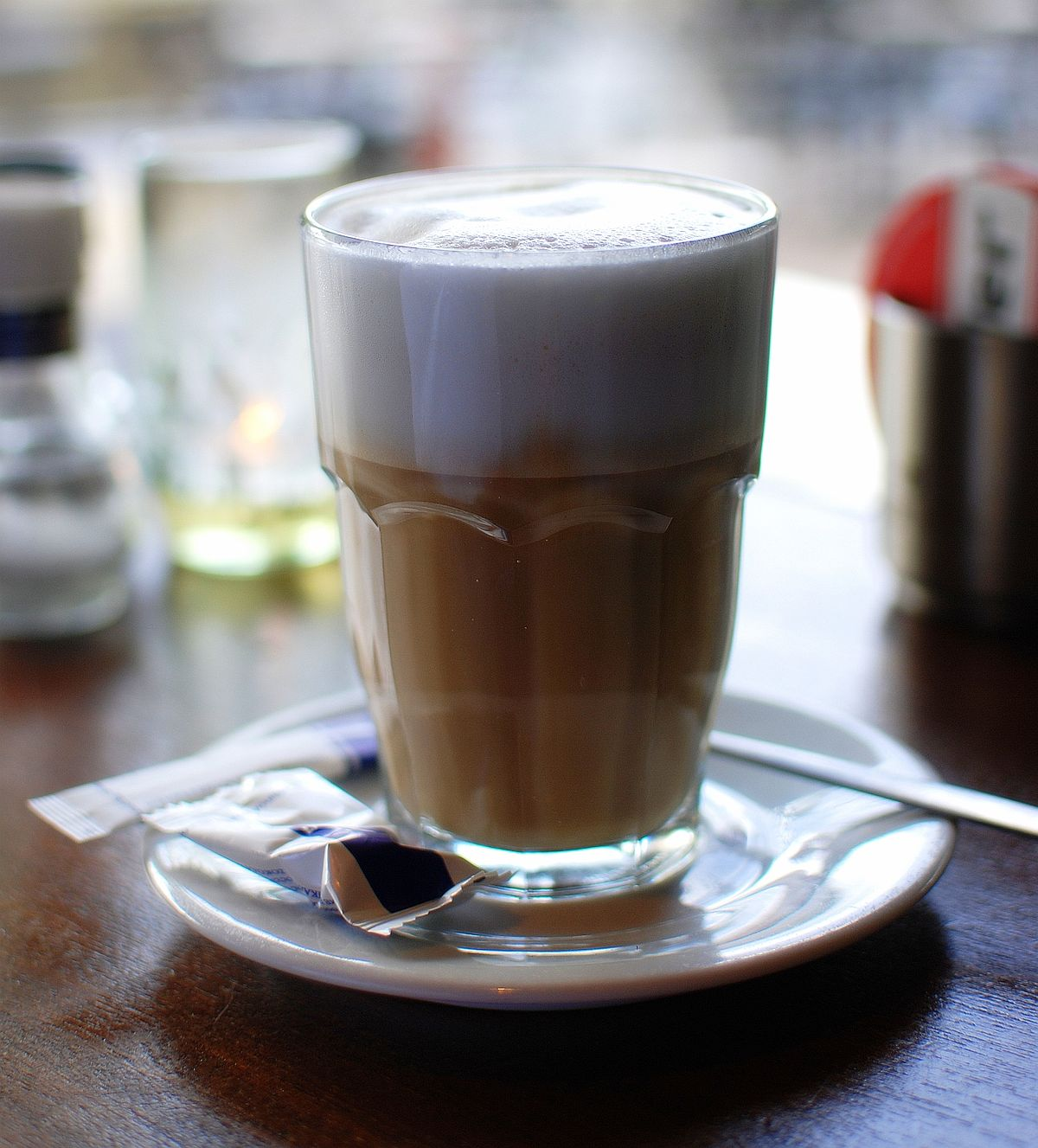 Latte And Cappuccino Are The Two Most Popular Coffee Types In The Uk