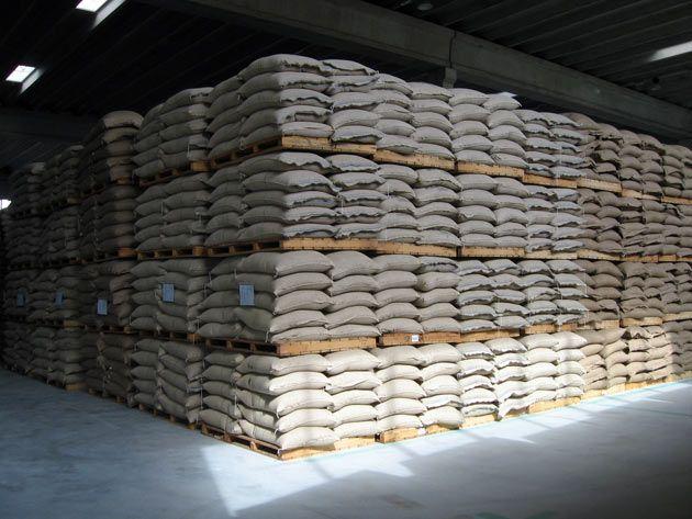 World coffee exports