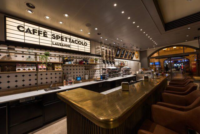 Caffè Spettacolo food waste