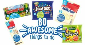Nestlé 80-awesome-things-to-do-on-pack-promotion