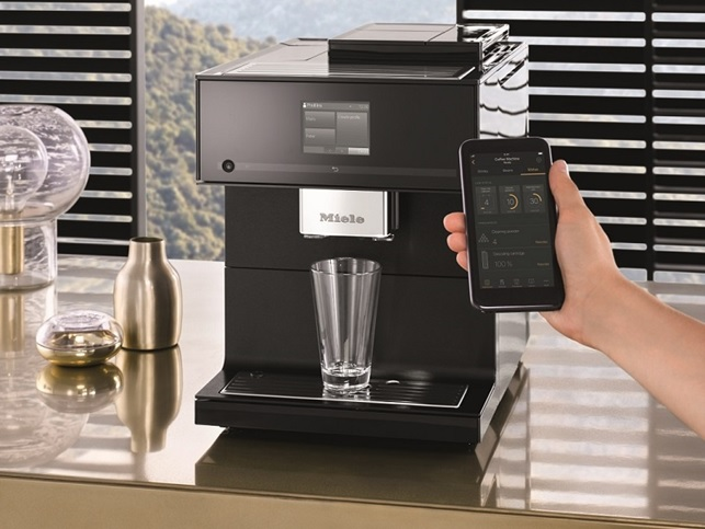 Two New Coffee Machines From Miele Offer More Options And