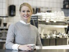 climate smarter Madelene Breiling, development manager at Löfbergs