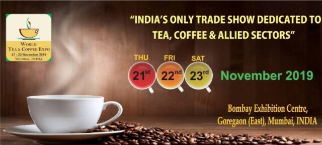 tea coffee expo