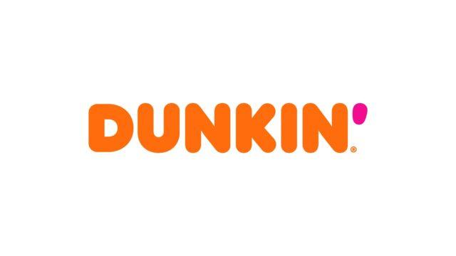 dunkin' pop-up