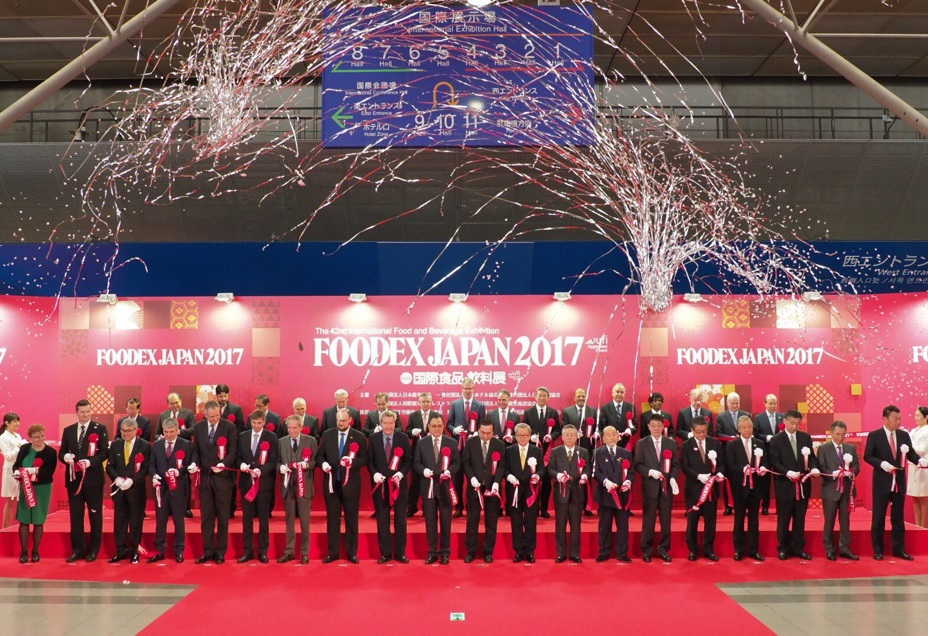 Foodex Japan 2019 opens today with 3,500 exhibitors from 90