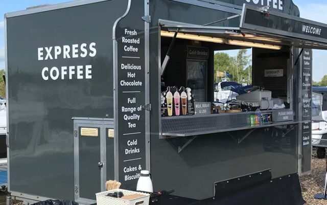 Express Coffee Cars
