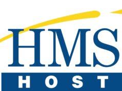 HMSHost food choices