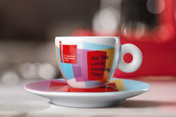 illycaffè cup biennale arte