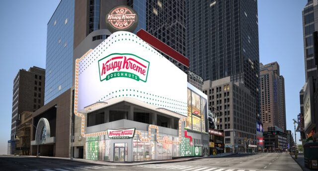 Krispy Times Square