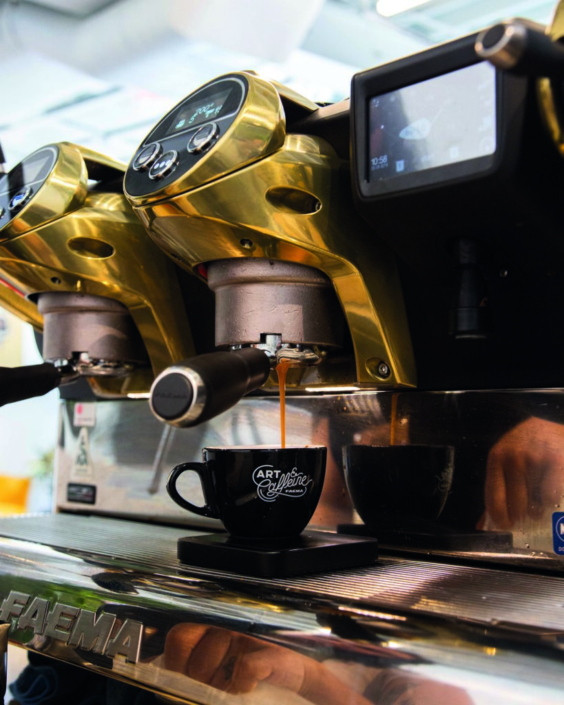 Art & Caffeine