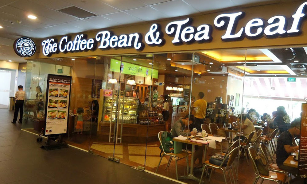 Philippines Jollibee Buying California Based Coffee Bean Tea Leaf