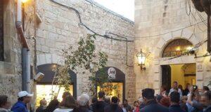 segafredo zanetti jerusalem